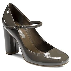 ECCO Nevers Mary Jane Patent Leather Heels size 40